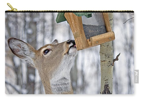 Call Me Tweety Carry-all Pouch