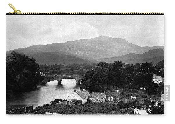 Callander Bridge And Ben Ledi Carry-all Pouch