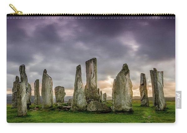 Callanish Stone Circle, Scotland Carry-all Pouch