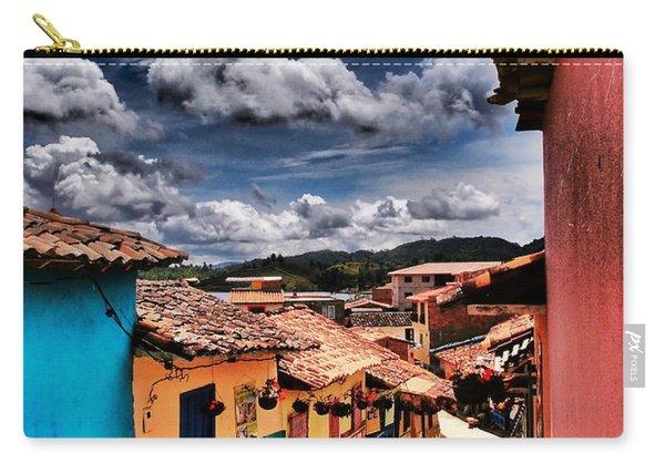 Calle De Colores Carry-all Pouch
