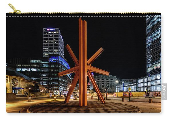 Calling After Sundown Carry-all Pouch