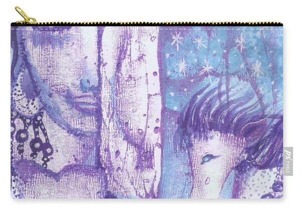 Calling Upon Spirit Animals Carry-all Pouch