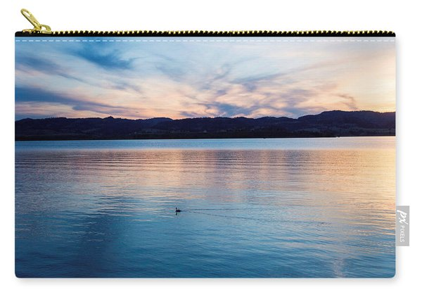 Calm Waters Carry-all Pouch