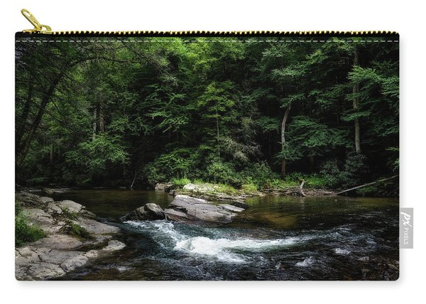 Calming Rapids Carry-all Pouch