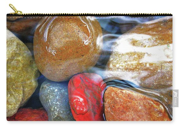 Calming Stones Carry-all Pouch