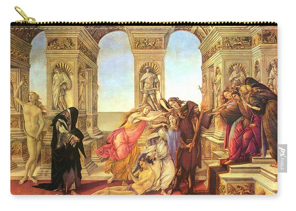 Calumny Of Apelles  Carry-all Pouch