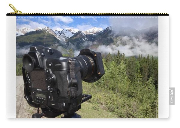 Camera Mountain Carry-all Pouch