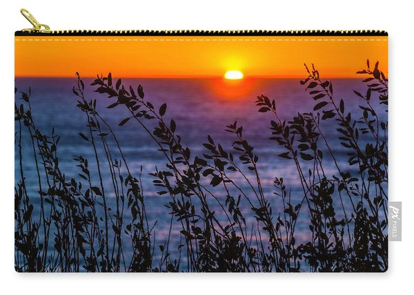 Calmness At Sunset Carry-all Pouch