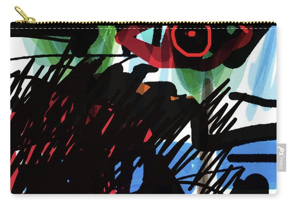 Camus The Rebel  Poster Carry-all Pouch