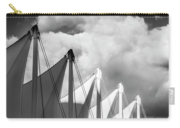 Canada Place Sails Carry-all Pouch