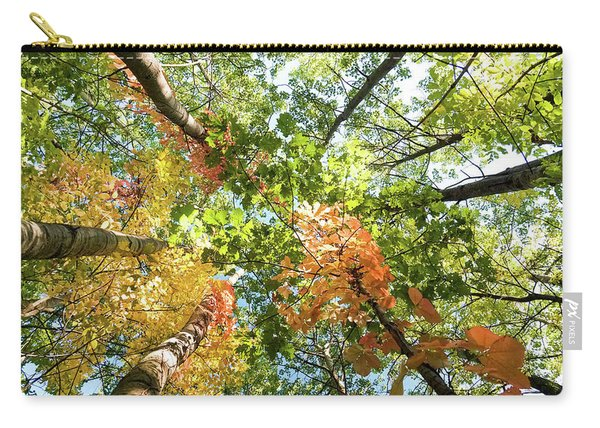 Canadian Foliage Carry-all Pouch
