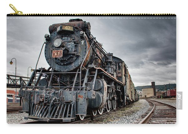 Canadian National Locomotive 47 Carry-all Pouch