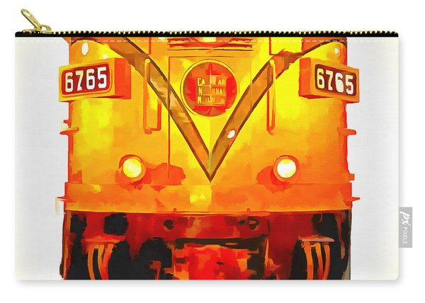 Canadian National Railways Carry-all Pouch
