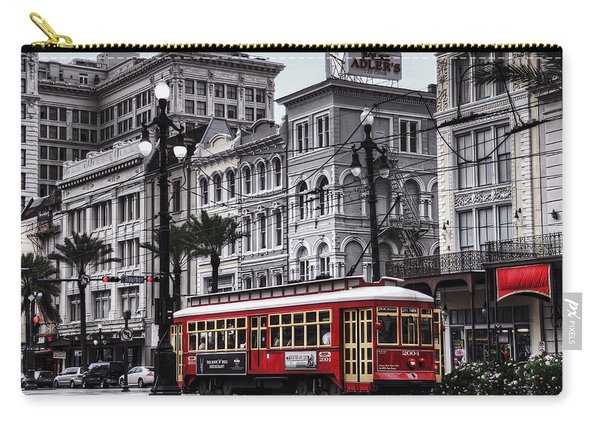 Canal Street Trolley Carry-all Pouch