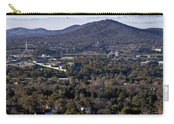 Canberra- Australia - Panorama From Red Hill Carry-all Pouch