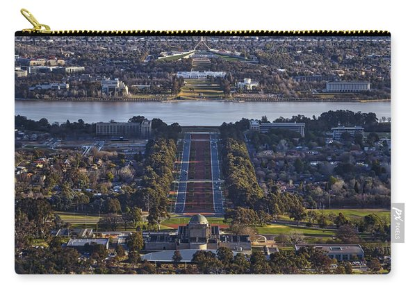 Canberra - Australia Carry-all Pouch