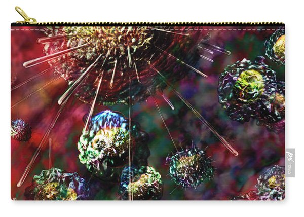 Cancer Cells Carry-all Pouch
