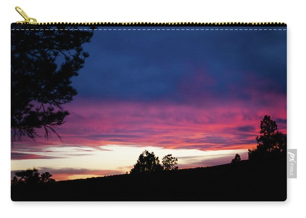 Candy-coated Clouds Carry-all Pouch
