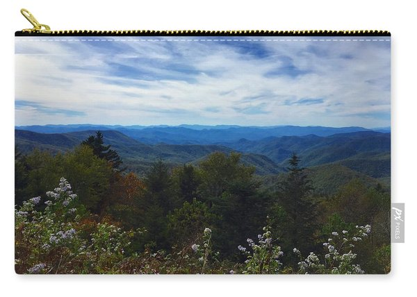 Caney Fork Overlook Carry-all Pouch