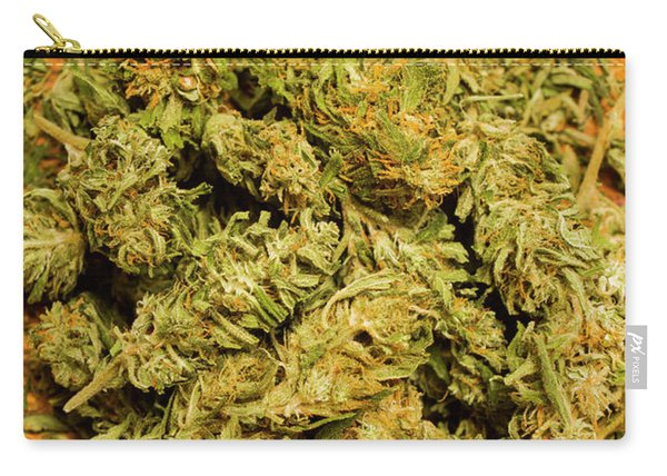 Cannabis Bowl Carry-all Pouch