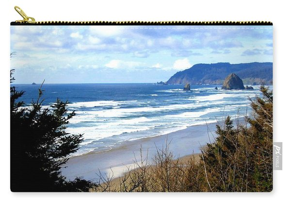 Cannon Beach Vista Carry-all Pouch