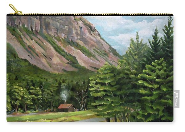Cannon Cliff New Hampshire Carry-all Pouch