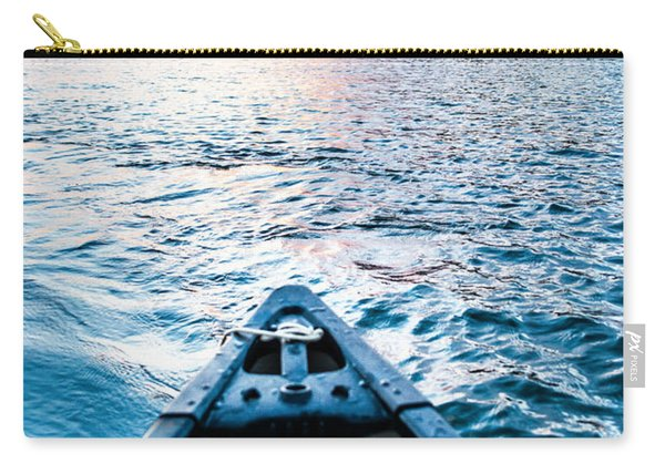 Canoeing In Paradise Carry-all Pouch