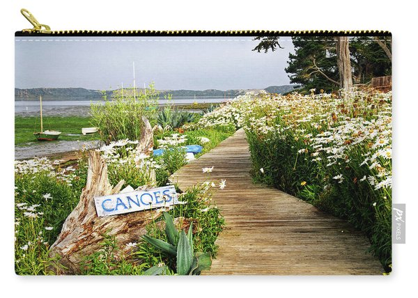 Canoes By Mike-hope Carry-all Pouch