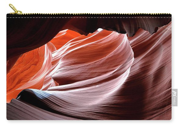 Canyon Abstract 2 Carry-all Pouch