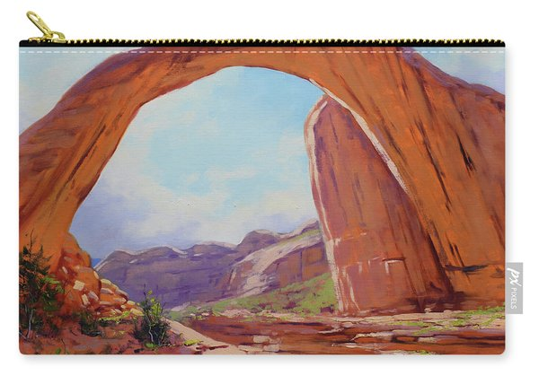 Canyon Arch Carry-all Pouch