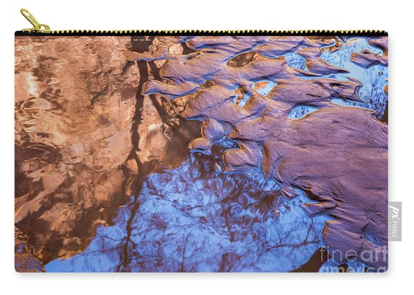 Canyon Reflections Carry-all Pouch