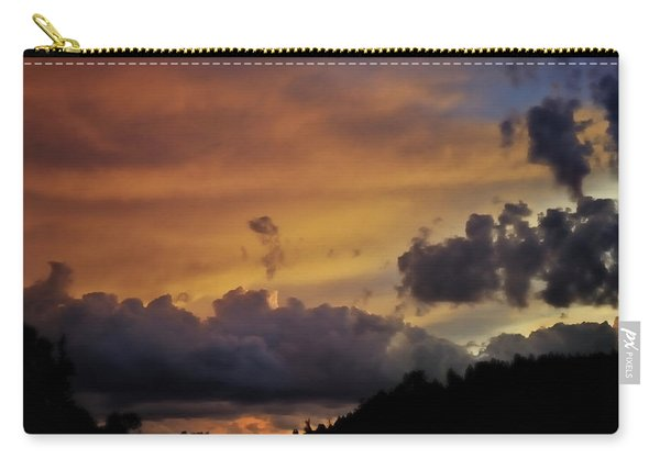 Canyon Sunset Carry-all Pouch