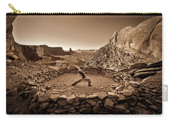 Canyonlands Kiva Carry-all Pouch