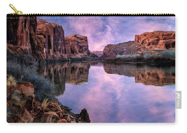 Canyonlands Sunset Carry-all Pouch