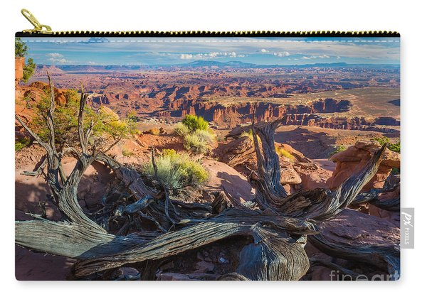 Canyonlands White Rim Carry-all Pouch