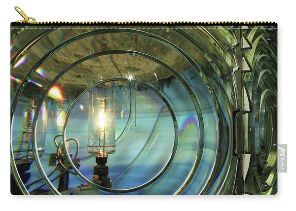 Cape Blanco Lighthouse Lens Carry-all Pouch