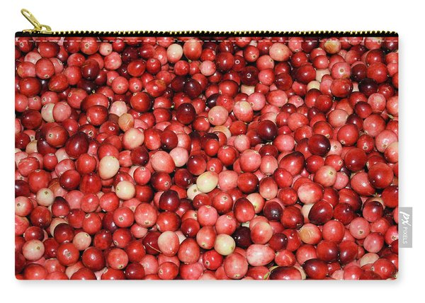 Cape Cod Cranberries Carry-all Pouch