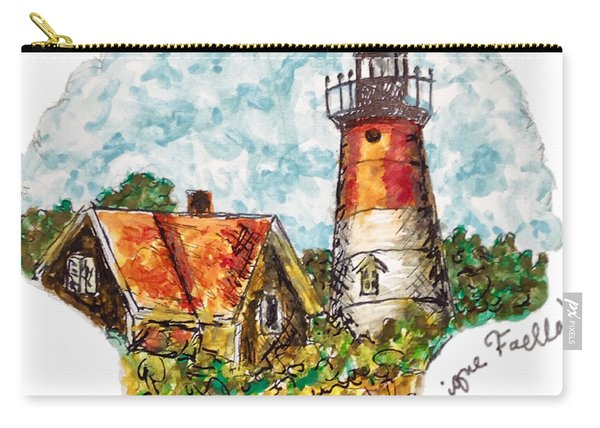 Cape Cod Lighthouse Carry-all Pouch