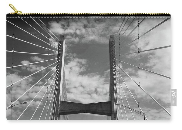 Cape Girardeau Bridge Carry-all Pouch