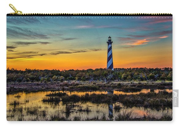 Cape Hatteras Lighthouse Carry-all Pouch