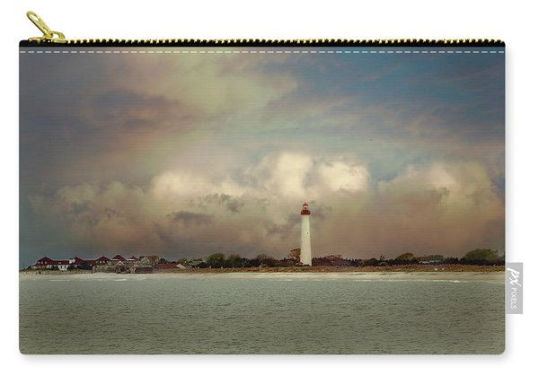 Cape May Lighthouse II Carry-all Pouch