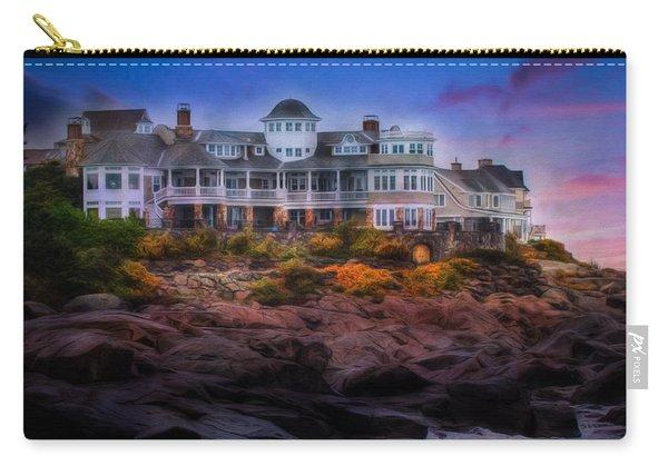 Cape Neddick Maine Scenic Vista Carry-all Pouch