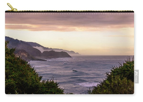 Cape Perpetua, Oregon Coast Carry-all Pouch