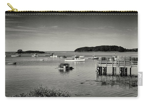 Cape Porpoise Harbor Carry-all Pouch
