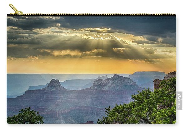 Cape Royal Crepuscular Rays Carry-all Pouch