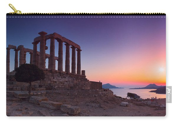 Cape Sounion Carry-all Pouch