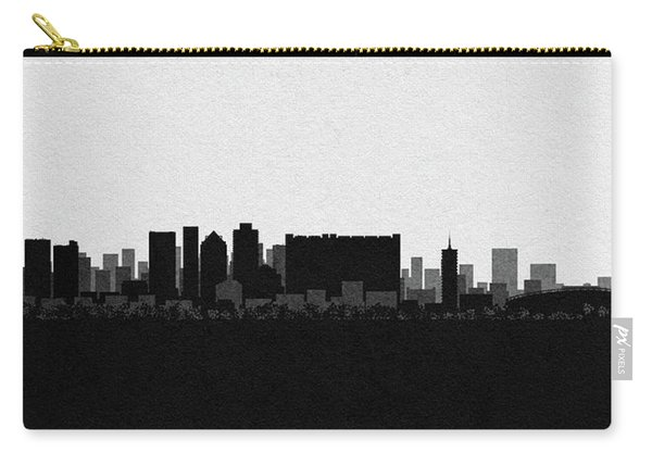 Cape Town Cityscape Art Carry-all Pouch