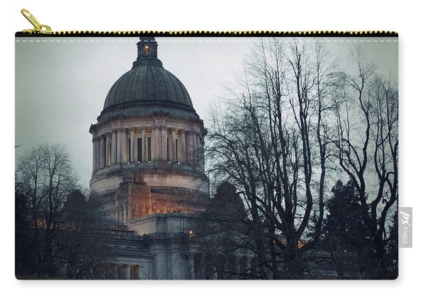 Capitol Aglow Carry-all Pouch