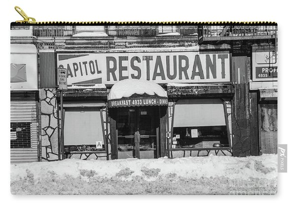 Capitol Restaurant Carry-all Pouch