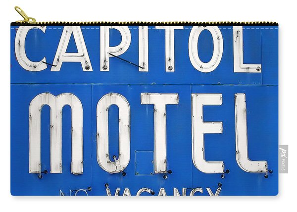 Capitol Sign Carry-all Pouch